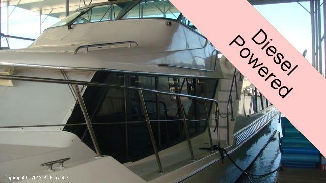 1992 Bluewater Yachts 60C Diesel - Photo #2