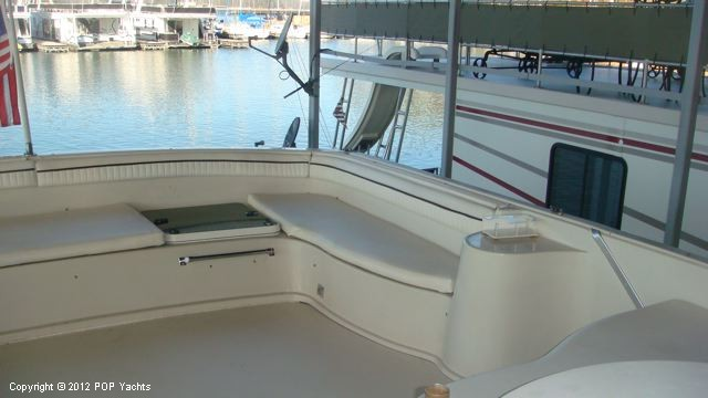 1992 Bluewater Yachts 60C Diesel - Photo #35