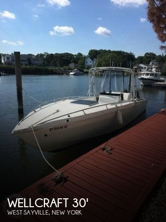 Used Wellcraft 30 Boats For Sale by owner | 1980 Wellcraft 30