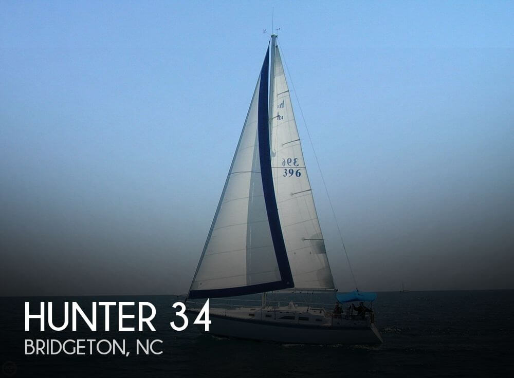 Used Sailboats For Sale in North Carolina by owner | 1984 Hunter 34