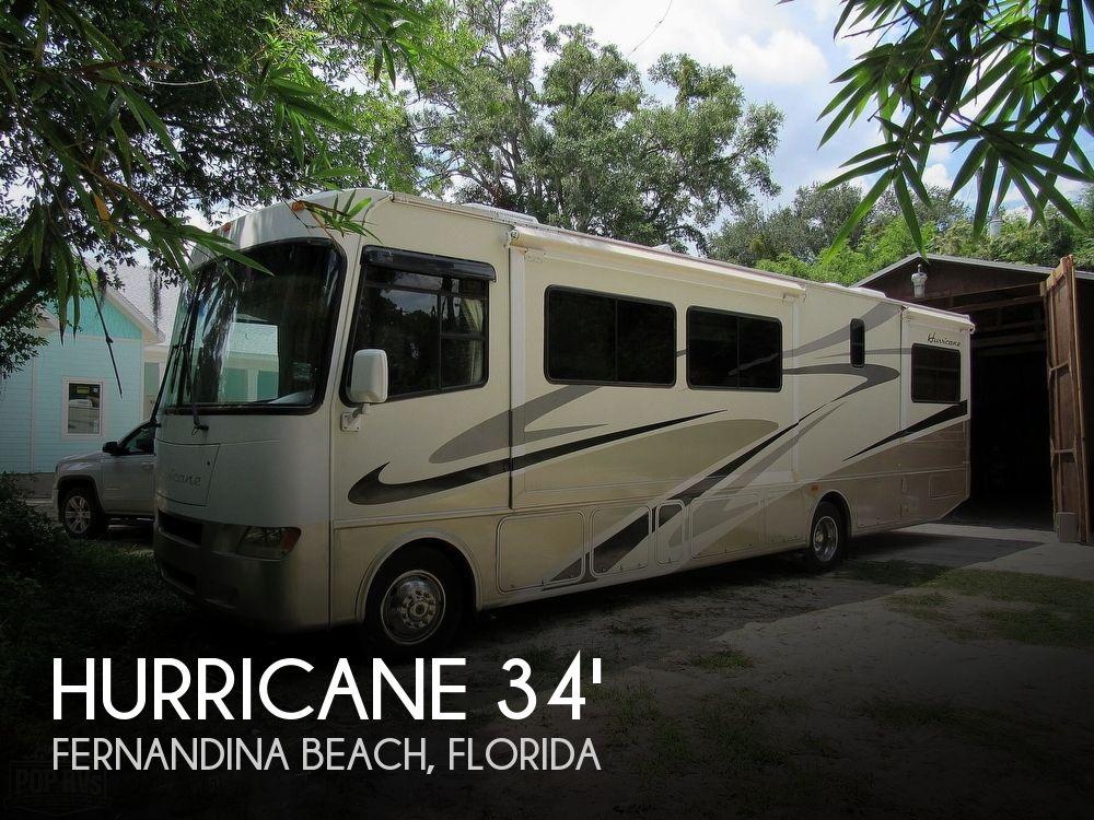 2006 Thor Motor Coach Hurricane 34M Series