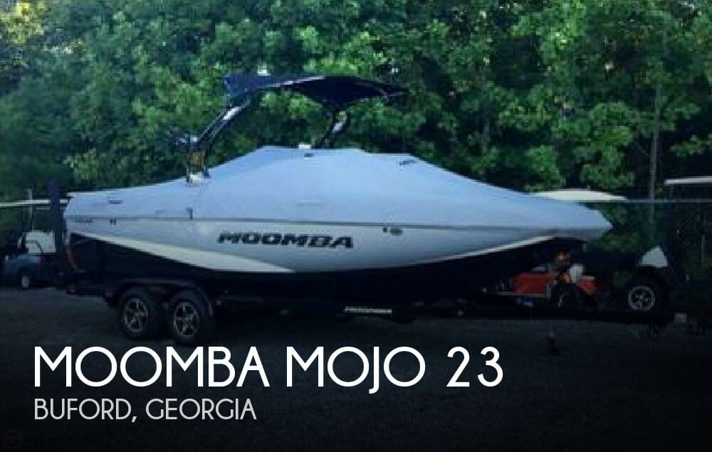 Used Ski Boats For Sale in Georgia by owner | 2016 Moomba Mojo 23