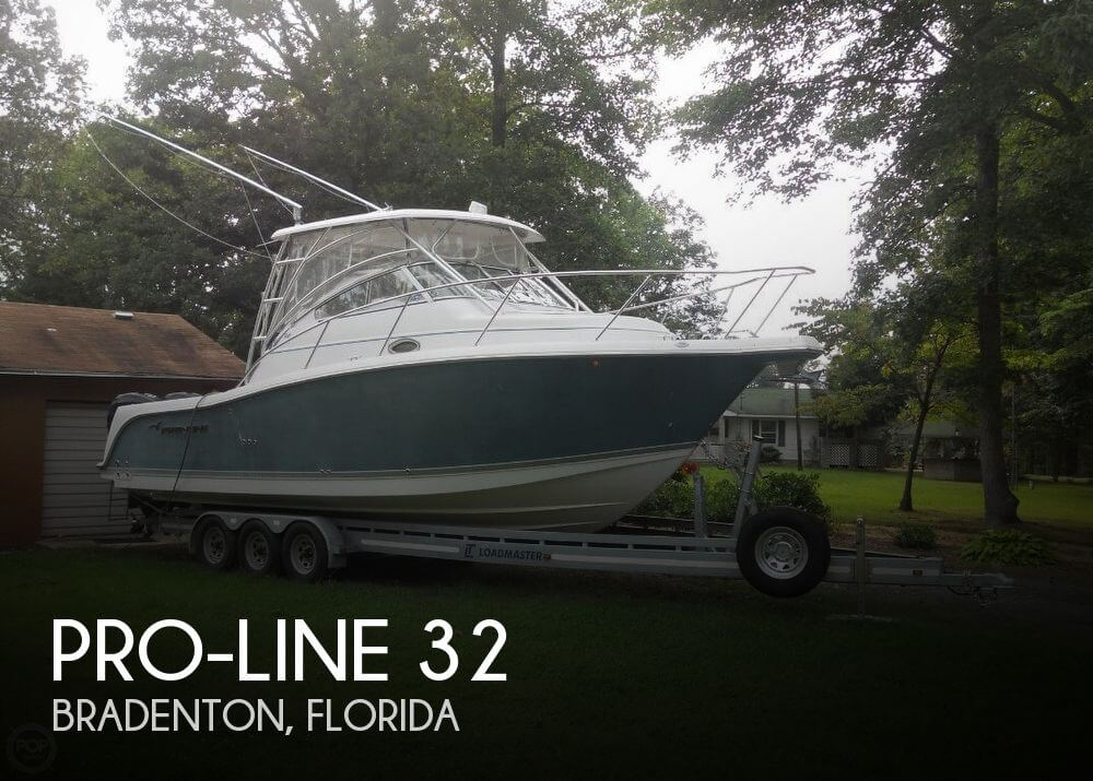 Used Pro-Line Boats For Sale by owner | 2007 Pro-Line 32