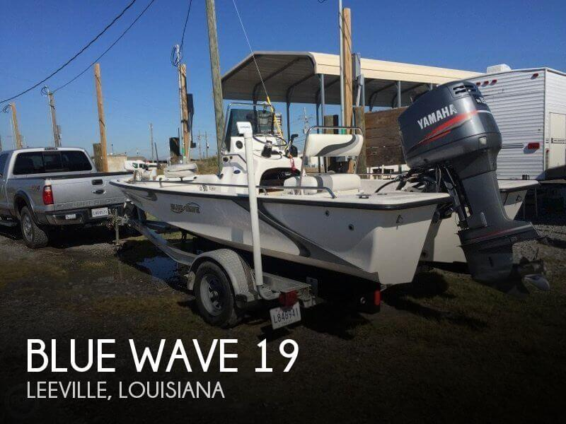 Used Blue Wave Boats For Sale by owner | 2011 Blue Wave 19