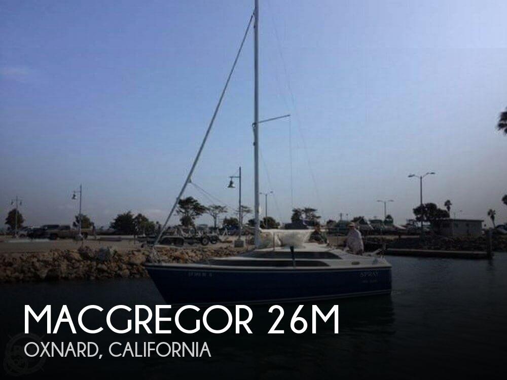2010 MacGregor 26M