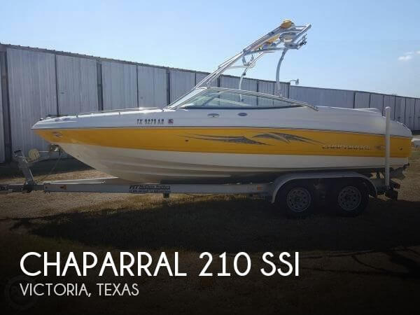 Used Chaparral Boats For Sale in Texas by owner   2007 Chaparral 22