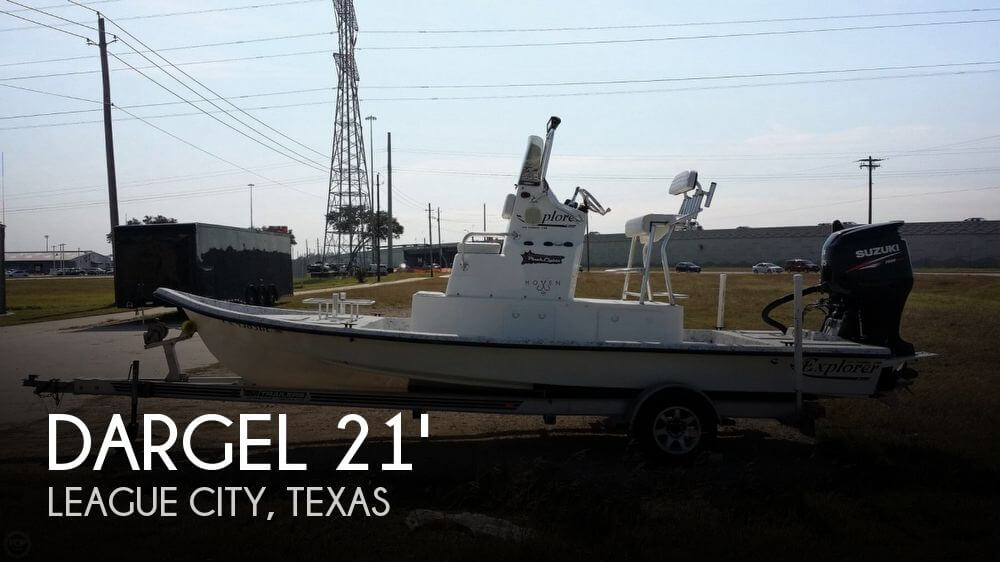 Dargel 210 tunnel vee for sale in league city tx for for Stock fish for sale texas