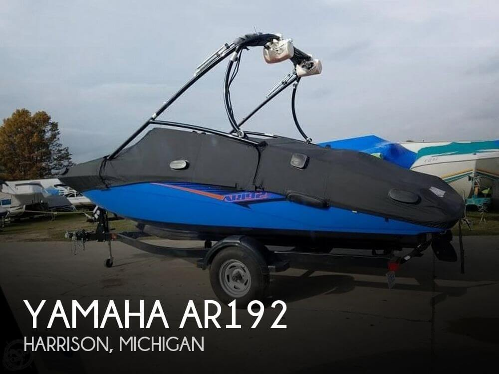 Used Yamaha Outboard Motors For Sale In Michigan