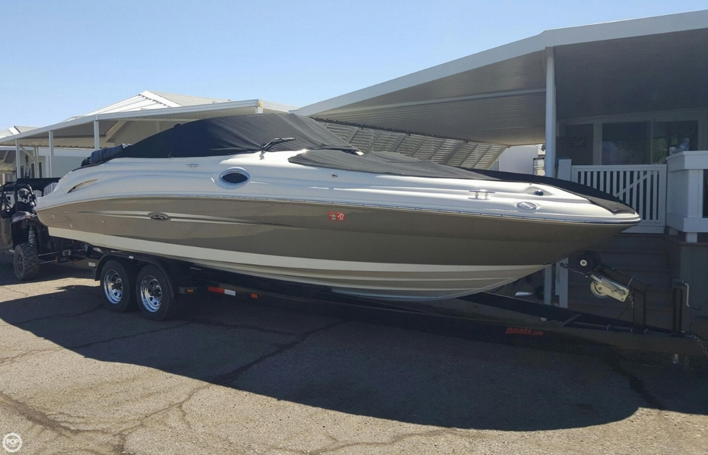 Used 2007 Sea Ray 270 Sundeck For Sale
