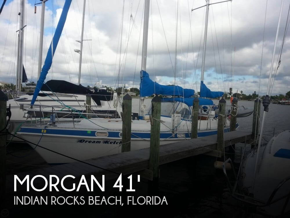 Used Morgan Boats For Sale by owner | 1981 Morgan 41
