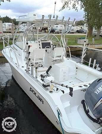 Polar 2300 W A, 23', for sale - $39,500