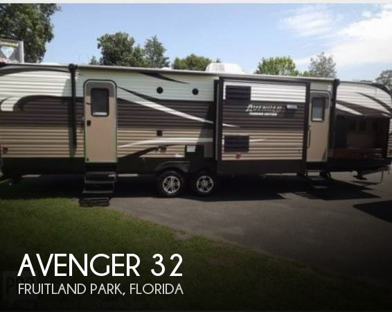 2016 Forest River Avenger 32