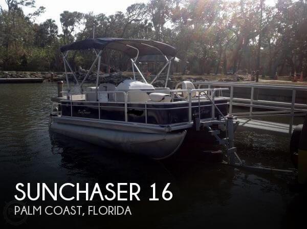 2016 SUNCHASER 16 for sale