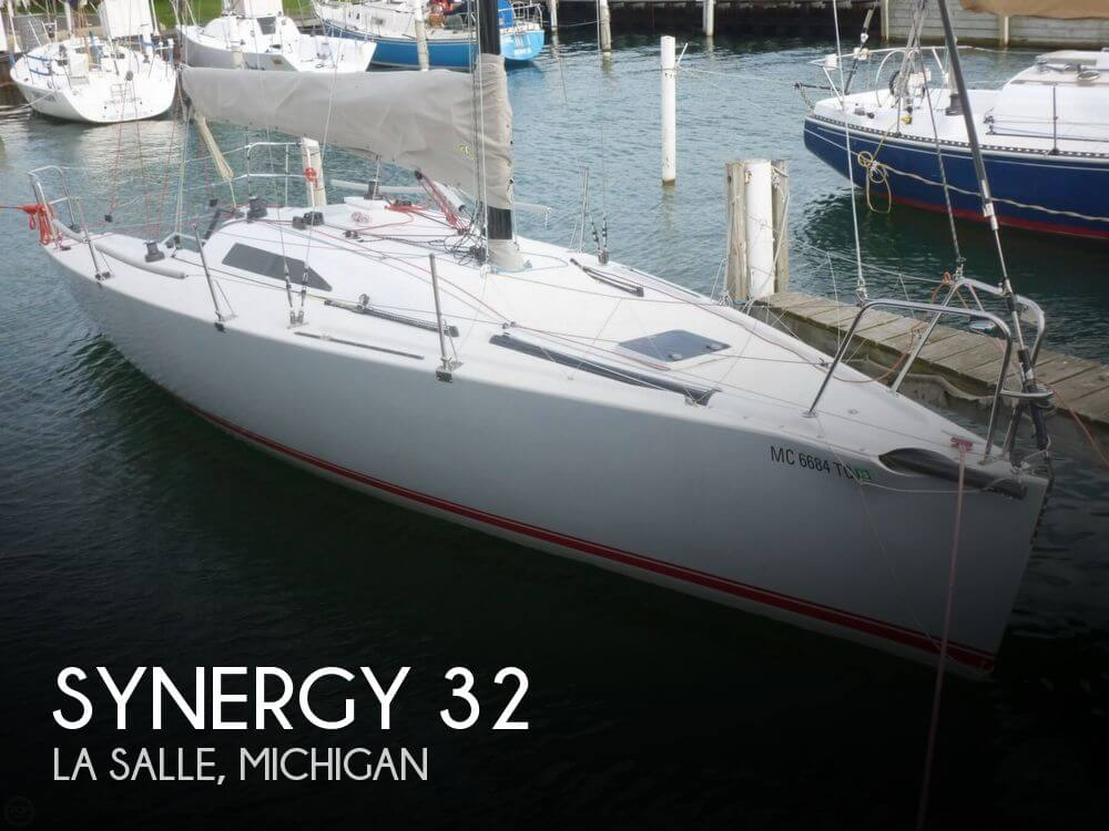 Used Sailboats For Sale in Michigan by owner | 2003 Synergy 32