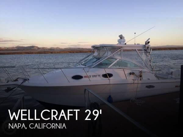 Used Wellcraft Boats For Sale in California by owner | 2000 Wellcraft 30