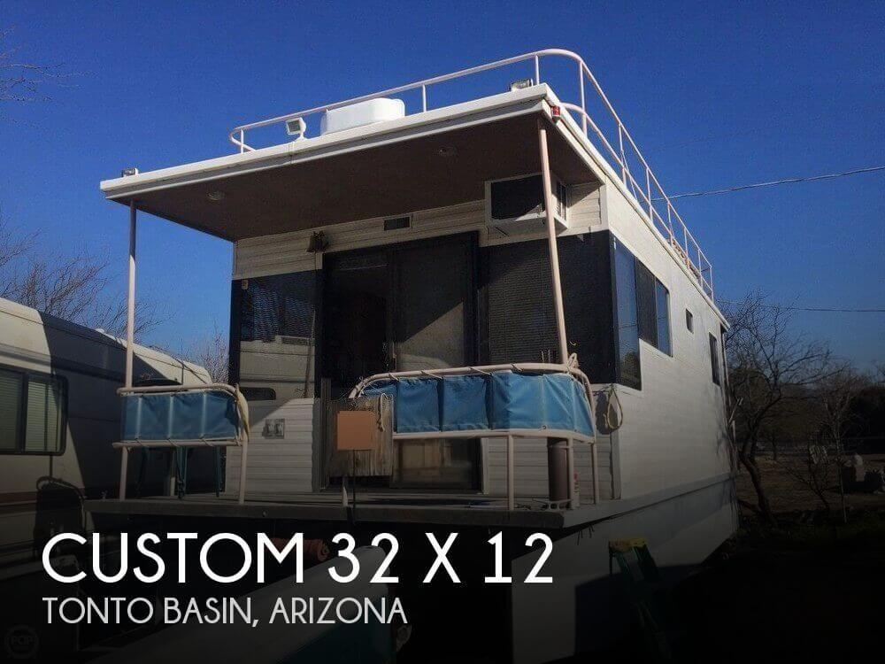 Used Houseboats For Sale in Arizona by owner | 2002 Custom 32