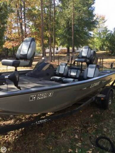 Lowe 17, 17', for sale - $18,000