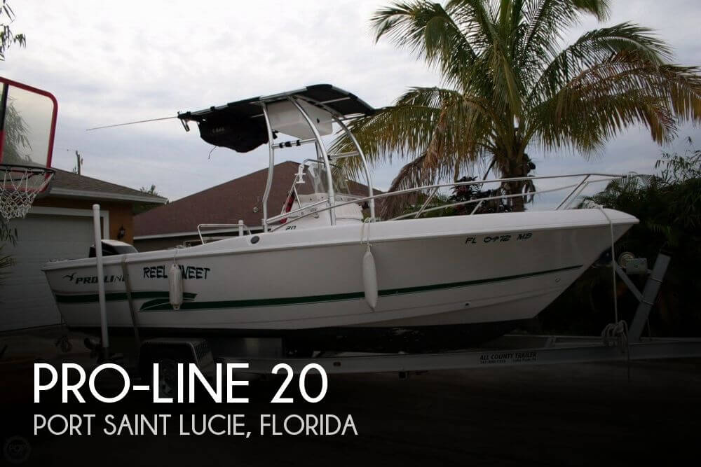 Pro line 20 39 boat for sale in port saint lucie fl for for Port st lucie fishing
