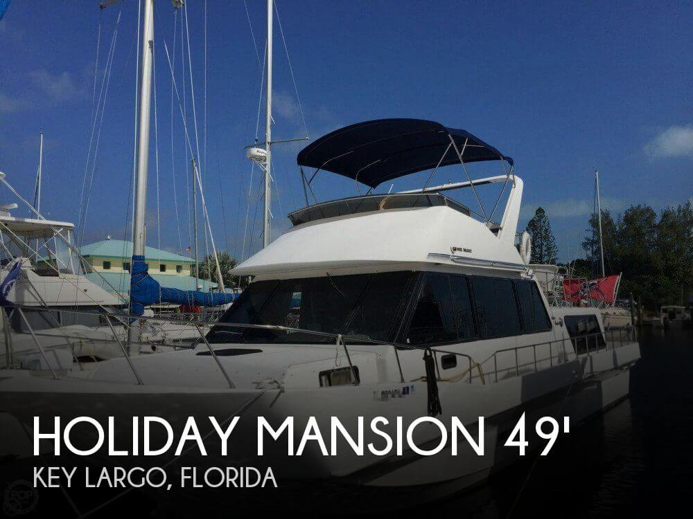 1997 Holiday Mansion Coastal Commander 490