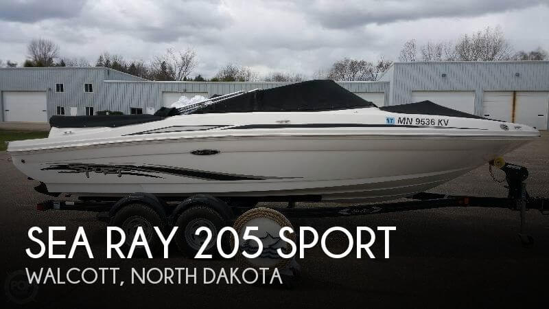 Used Boats For Sale in North Dakota by owner | 2012 Sea Ray 21