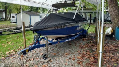 Moomba 21, 21', for sale - $33,400