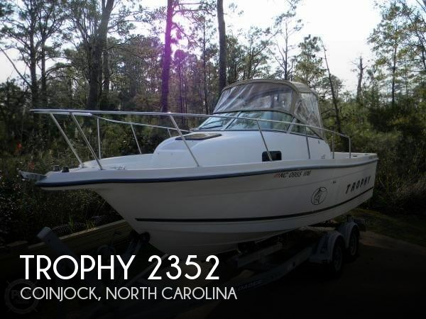 Used Boats For Sale by owner | 2000 Trophy 23