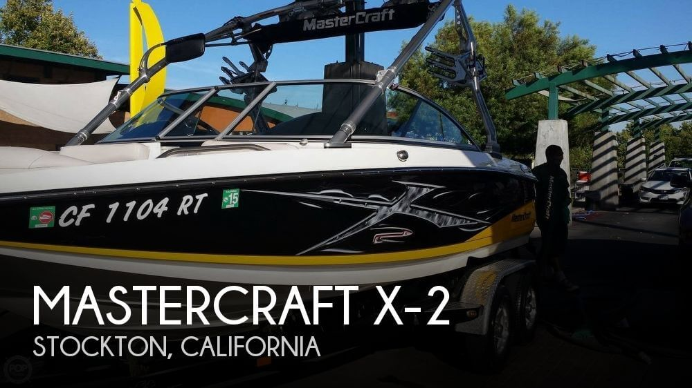 Used Boats For Sale in Merced, California by owner | 2007 Mastercraft 20