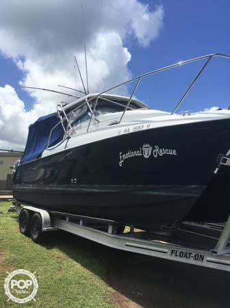 Glacier Bay Isle Runner Blue Hull 2670, 26', for sale - $65,000