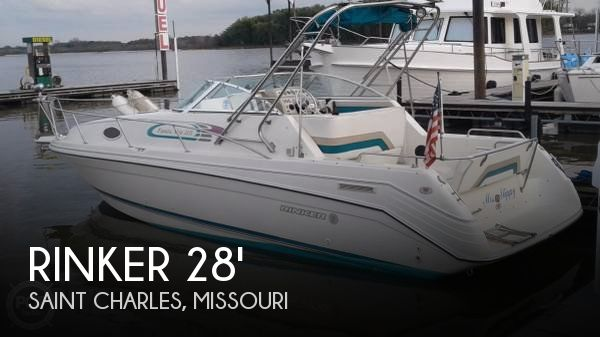 Used Rinker 28 Boats For Sale by owner | 1995 Rinker 28