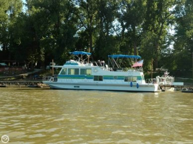 Burns Craft 50 V-Drive, 50', for sale - $44,000