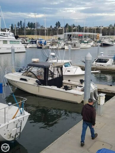 Boston Whaler 27, 27', for sale - $55,600