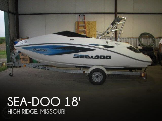 For Sale Used 2006 Sea Doo Pwc Challenger 180 In High