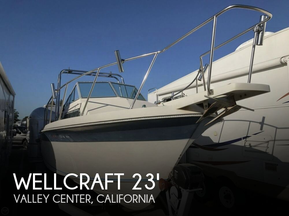 Used Power boats For Sale by owner | 1986 22 foot Wellcraft Sportsman