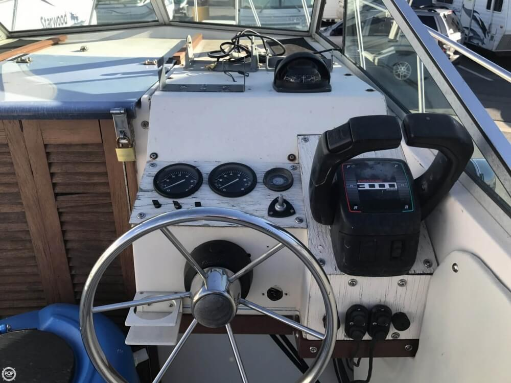 1986 Wellcraft boat for sale, model of the boat is Sportsman 230 & Image # 2 of 41