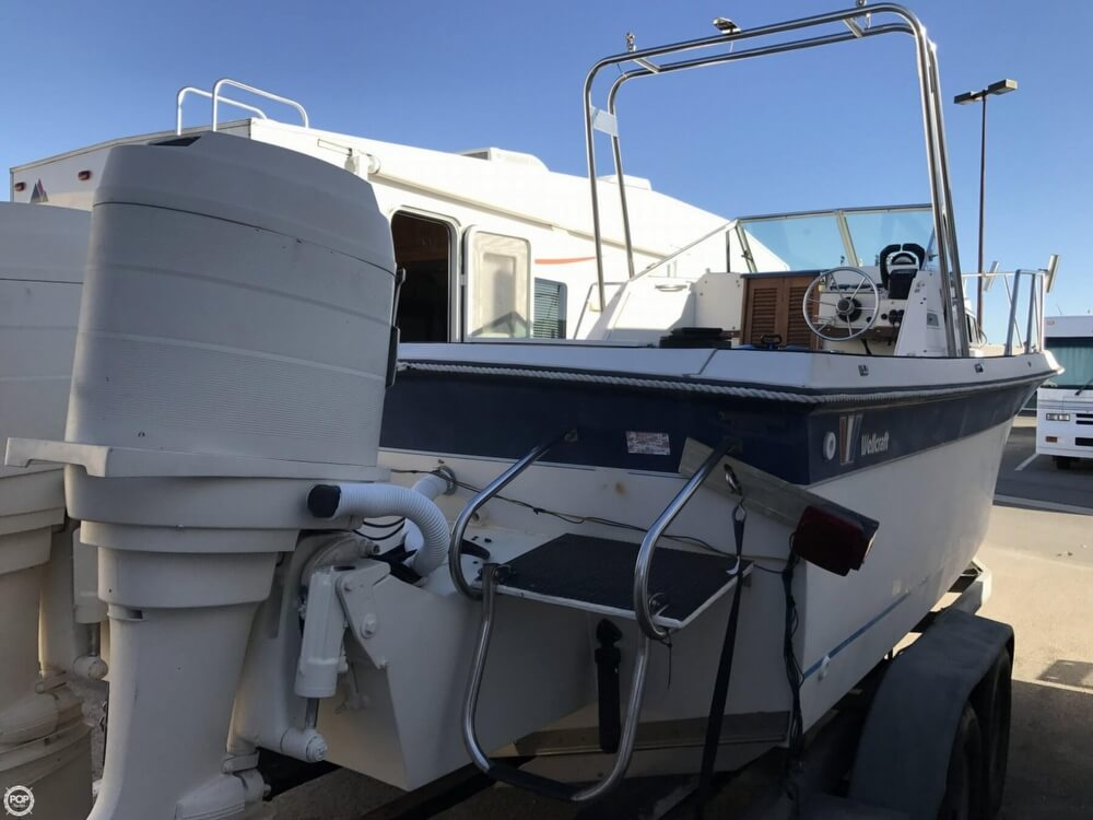 1986 Wellcraft boat for sale, model of the boat is Sportsman 230 & Image # 6 of 41
