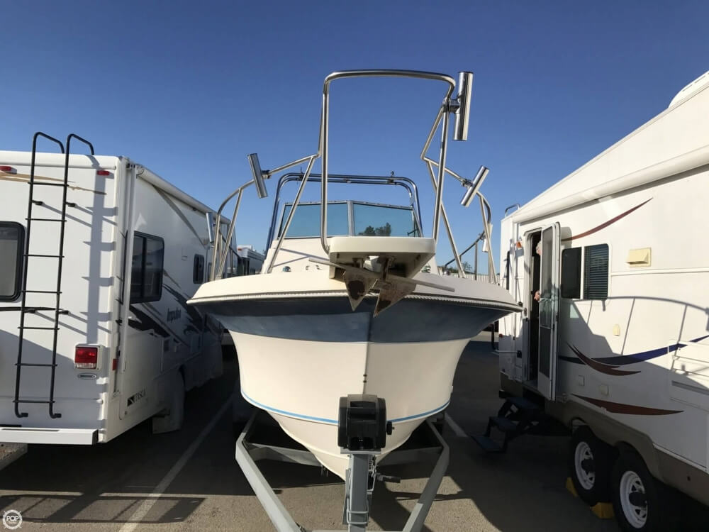 1986 Wellcraft boat for sale, model of the boat is Sportsman 230 & Image # 12 of 41