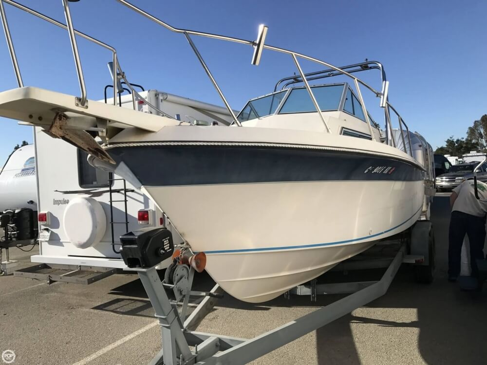 1986 Wellcraft boat for sale, model of the boat is Sportsman 230 & Image # 13 of 41