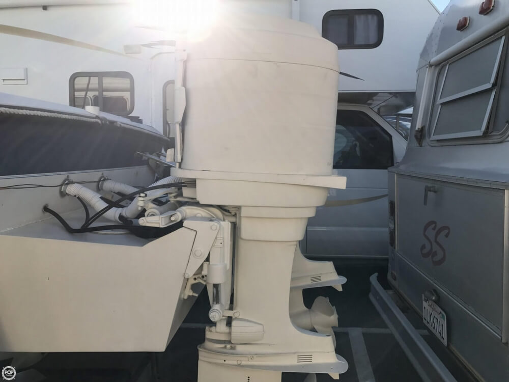 1986 Wellcraft boat for sale, model of the boat is Sportsman 230 & Image # 18 of 41
