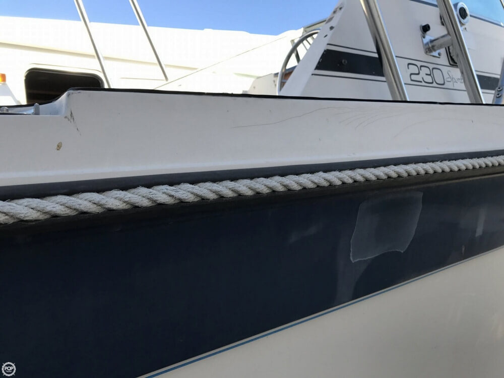 1986 Wellcraft boat for sale, model of the boat is Sportsman 230 & Image # 20 of 41