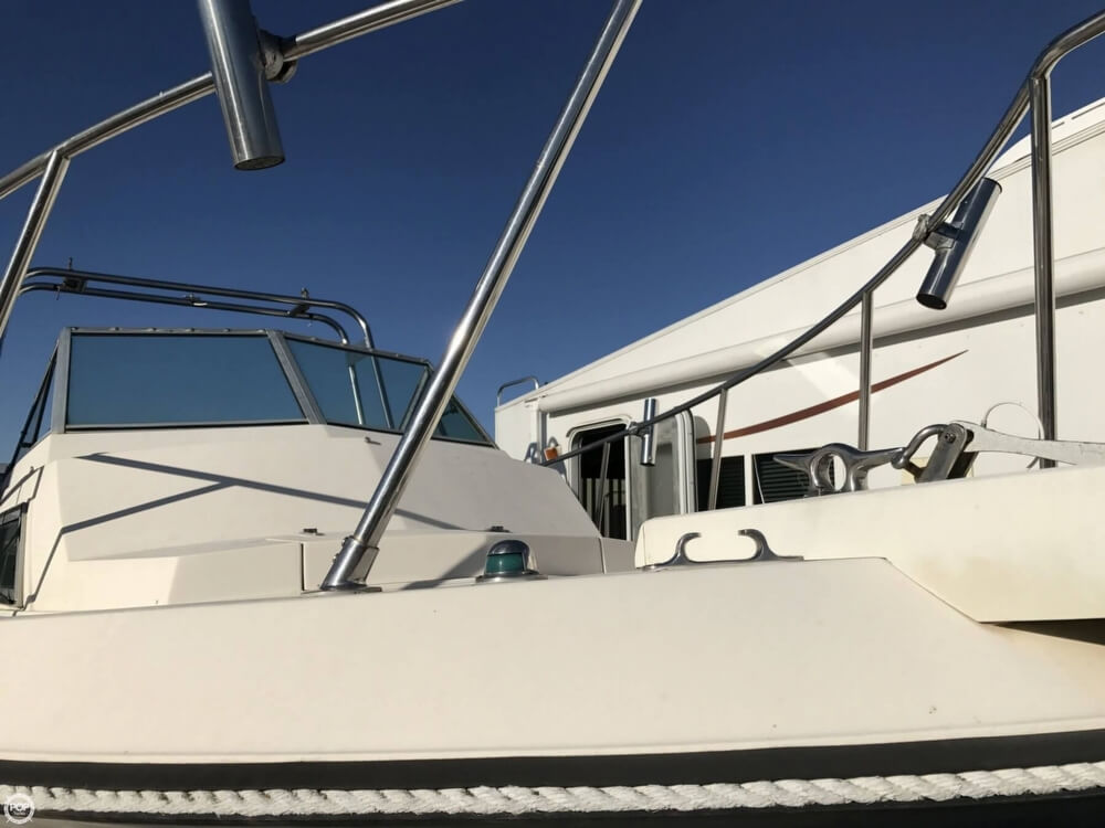 1986 Wellcraft boat for sale, model of the boat is Sportsman 230 & Image # 25 of 41