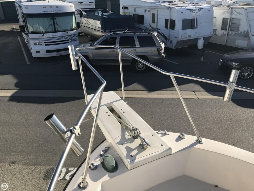 1986 Wellcraft boat for sale, model of the boat is Sportsman 230 & Image # 38 of 41