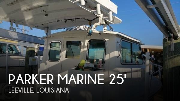 Used Boats For Sale in New Orleans, Louisiana by owner | 2015 Parker Marine 25
