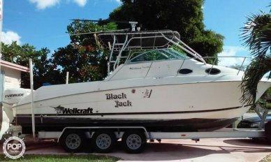 Wellcraft 270 Coastal, 26', for sale - $33,400