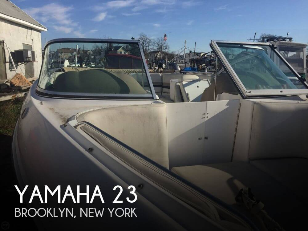 Used Yamaha Ski Boats For Sale in New York by owner   2003 Yamaha 23