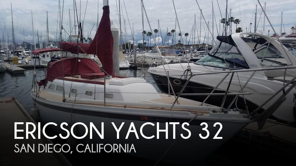 Used Ericson Boats For Sale by owner | 1973 Ericson Yachts 32