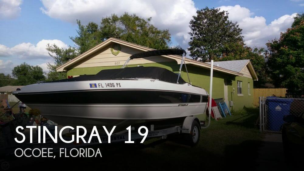 Used Stingray Ski Boats For Sale by owner | 2015 Stingray 19