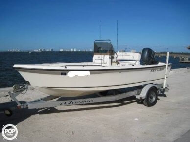 Key West 1720 Sportsman, 17', for sale - $18,500