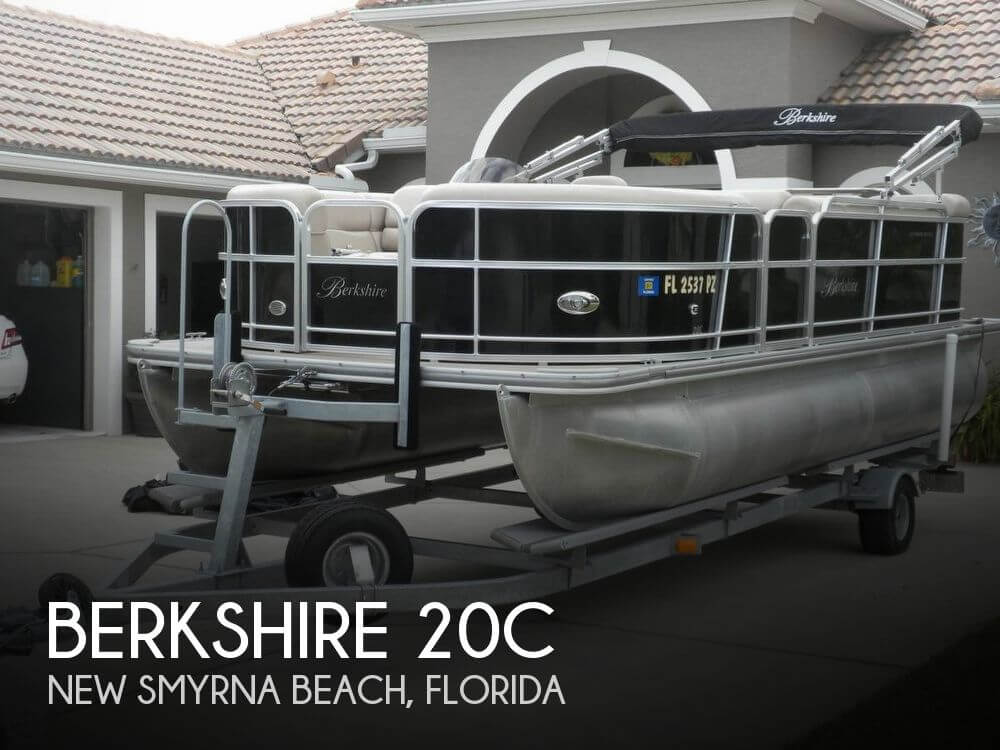 2014 BERKSHIRE PONTOONS 20C for sale