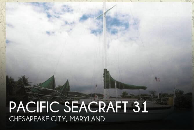 Used Pacific Seacraft Boats For Sale by owner | 1989 Pacific Seacraft 32