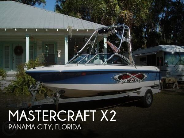 For Sale Used 2003 Mastercraft X2 In Panama City Florida